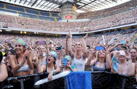 Fan Tiziano Ferro - Milano - 16-06-2017 - Tiziano Ferro live a San Siro: rivivi lo show dei record