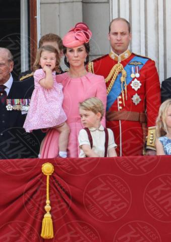 Principessa Charlotte Elizabeth Diana, Principe George, Principe William, Kate Middleton - Londra - 17-06-2017 - Kate Middleton incinta per la terza volta