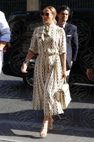 Jennifer Lopez - Parigi - 17-06-2017 - Jennifer Lopez e Alex Rodriguez: due innamoratini al Louvre