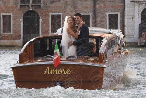 Alice Campello, Alvaro Morata - Venezia - 17-06-2017 - Venezia meta preferita per chi arriva dall'estero per sposarsi