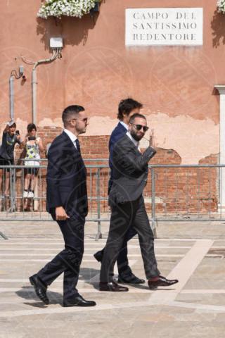 Daniel Carvajal Ramos - Venezia - 17-06-2017 - Alvaro Morata e Alice Campello: le foto delle nozze veneziane