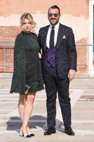 Alessandro Martorana, Elena Barolo - Venezia - 17-06-2017 - Alvaro Morata e Alice Campello: le foto delle nozze veneziane