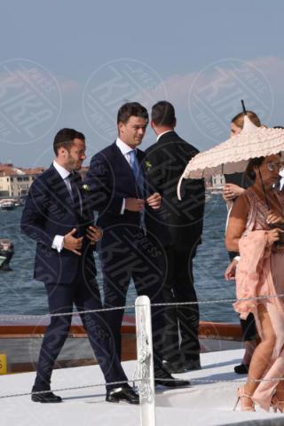 Matrimonio morata - Venezia - 17-06-2017 - Alvaro Morata e Alice Campello: le foto delle nozze veneziane