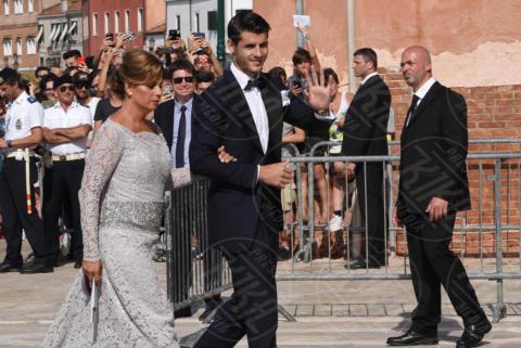 Alvaro Morata - Venezia - 17-06-2017 - Alvaro Morata e Alice Campello: le foto delle nozze veneziane