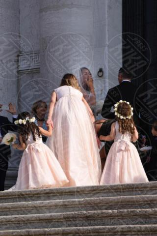 Alice Campello - Venezia - 17-06-2017 - Alvaro Morata e Alice Campello: le foto delle nozze veneziane
