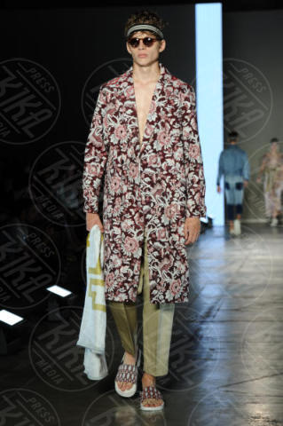 Sfilata Christian Pellizzari - Milano - 17-06-2017 - Milano Fashion Week: la sfilata Christian Pellizzari