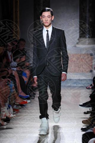 sfilata Les Hommes - Milano - 17-06-2017 - Milano Fashion Week: la sfilata Les Hommes
