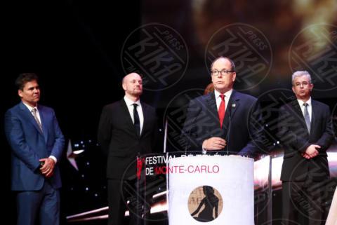 Principe Alberto di Monaco - Monte Carlo - 16-06-2017 - Monte-Carlo Television Festival: regina è la bellezza