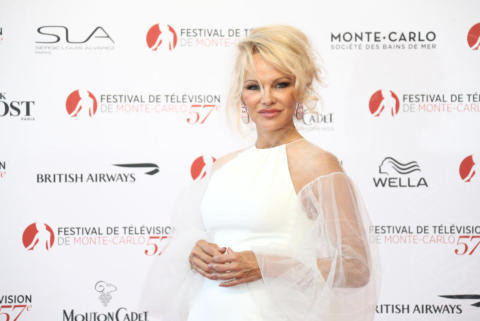 Pamela Anderson - Monte-Carlo - 16-06-2017 - Monte-Carlo Television Festival: regina è la bellezza