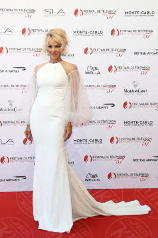 Pamela Anderson - Monte-Carlo - 16-06-2017 - Pamela Anderson-Julian Assange: tutta le verità in una lettera