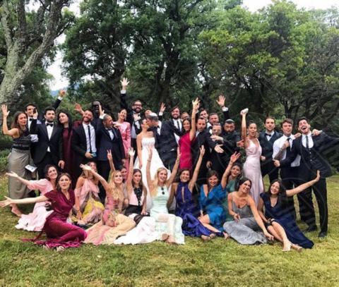 Fedez, Chiara Ferragni - Costa Azzurra - 18-06-2017 - Ferragni-Fedez: le nozze in Costa Azzurra fanno sognare il web