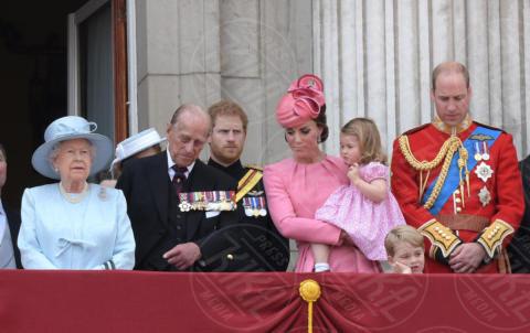 Princess Charlotte, Prince George, Principessa Charlotte Elizabeth Diana, Principe George, The Queen, Principe William, Kate Middleton - Londra - 18-06-2017 - Principino George: le sette foto che lo hanno resto una star