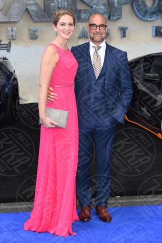 Felicity Blunt, Stanley Tucci - Londra - 18-06-2017 - Transformers, ecco L'Ultimo Cavaliere di Michael Bay