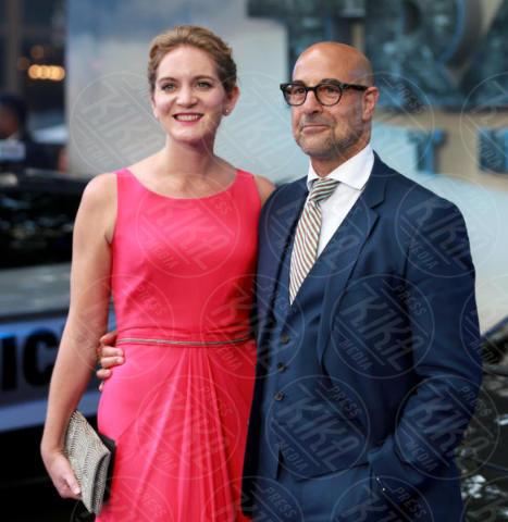 Felicity Tucci, Stanley Tucci - Londra - 18-06-2017 - Transformers, ecco L'Ultimo Cavaliere di Michael Bay