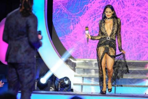 Nikki Bella - Toronto - 19-06-2017 - iHeart Much Music Video Awards: che curve, Iggy Azalea!