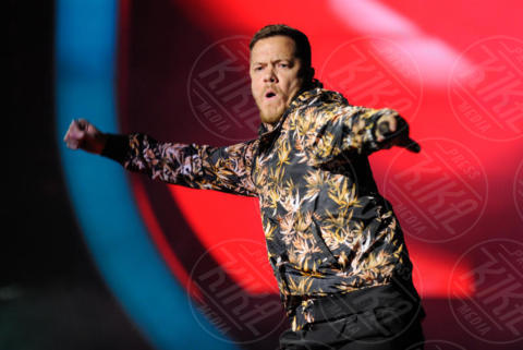 Imagine Dragons, Dan Reynolds - Toronto - 19-06-2017 - iHeart Much Music Video Awards: che curve, Iggy Azalea!