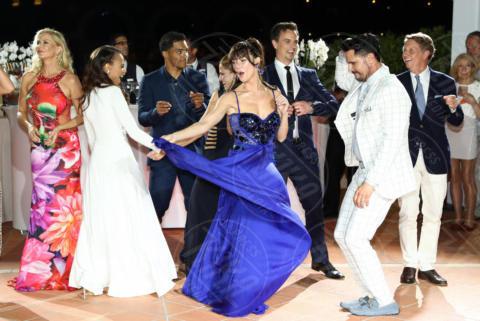 cast beautiful - Monte-Carlo - 18-06-2017 - Federica Torti: signora in rosso ai 30 anni di Beautiful