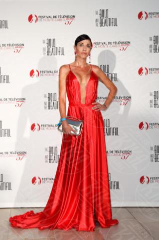 Federica Torti - Monte-Carlo - 18-06-2017 - Federica Torti: signora in rosso ai 30 anni di Beautiful
