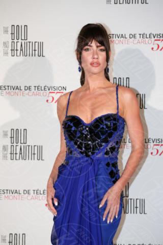 Jacqueline Mac Innes Wood - Monte-Carlo - 18-06-2017 - Federica Torti: signora in rosso ai 30 anni di Beautiful