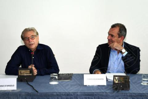 Nino D'Angelo, Luigi De Magistris - Napoli - 19-06-2017 - Nino D'Angelo, per i 60 anni un maxi concerto al San Paolo