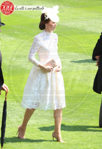 Kate Middleton - Londra - 20-06-2017 - Vita da Kate Middleton? Provate a mettervi nelle sue scarpe!