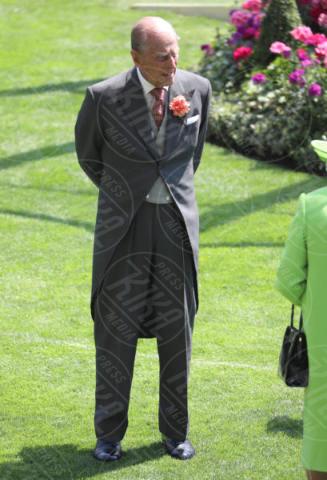 Duke of Edinburgh, Prince Philip - Ascot - 20-06-2017 - Royal Ascot 2017: Kate Middleton, look che vince non si cambia!