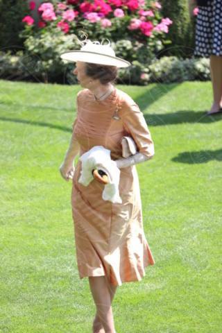 Principessa Anna d'Inghilterra - Ascot - 20-06-2017 - Royal Ascot 2017: Kate Middleton, look che vince non si cambia!