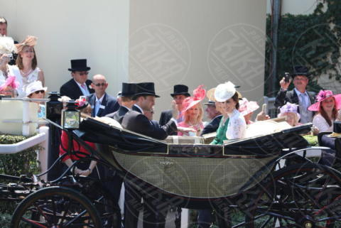Catherine, Principe William, Kate Middleton - Ascot - 20-06-2017 - Royal Ascot 2017: Kate Middleton, look che vince non si cambia!