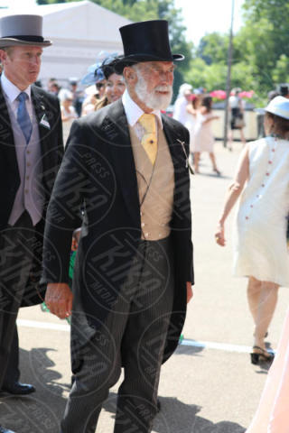 Duke of Kent - Londra - 20-06-2017 - Royal Ascot 2017: Kate Middleton, look che vince non si cambia!