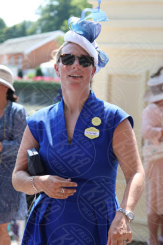 Zara Philips - Londra - 20-06-2017 - Royal Ascot 2017: Kate Middleton, look che vince non si cambia!
