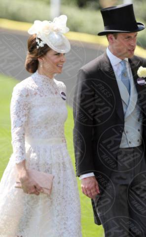Principe William, Kate Middleton - Ascot - 20-06-2017 - Royal Ascot 2017: Kate Middleton, look che vince non si cambia!