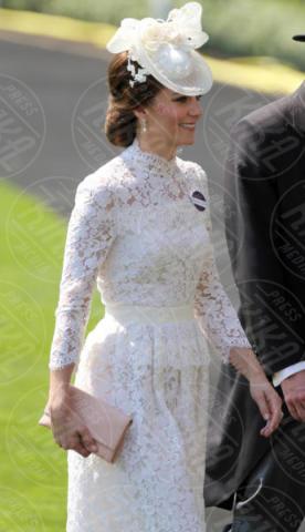 Kate Middleton - Ascot - 20-06-2017 - Royal Ascot 2017: Kate Middleton, look che vince non si cambia!