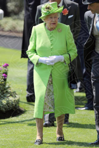 Regina Elisabetta II - Ascot - 20-06-2017 - Royal Ascot 2017: Kate Middleton, look che vince non si cambia!