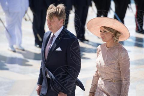 Guglielmo Alessandro dei Paesi Bassi, Regina Maxima d'Olanda - Amsterdam - 20-06-2017 - Guglielmo Alessandro e Maxima d'Olanda, un giorno da italiani