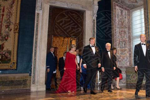 King Willem-Alexander, Queen Maxima, Regina Maxima d'Olanda, Re Willem-Alexander d'Olanda, Sergio Mattarella - Roma - 20-06-2017 - Guglielmo Alessandro e Maxima d'Olanda, un giorno da italiani