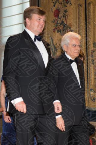 King Willem-Alexander, Re Willem-Alexander d'Olanda, Sergio Mattarella - Roma - 20-06-2017 - Guglielmo Alessandro e Maxima d'Olanda, un giorno da italiani
