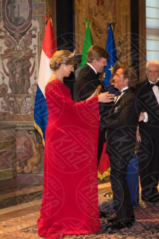 King Willem-Alexander, Queen Maxima, Regina Maxima d'Olanda, Re Willem-Alexander d'Olanda, Valentino - Roma - 20-06-2017 - Guglielmo Alessandro e Maxima d'Olanda, un giorno da italiani