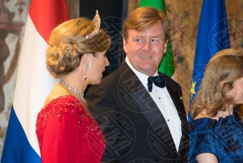 King Willem-Alexander, Queen Maxima, Regina Maxima d'Olanda, Re Willem-Alexander d'Olanda - Roma - 20-06-2017 - Guglielmo Alessandro e Maxima d'Olanda, un giorno da italiani