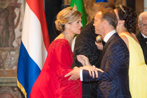 Princess Viktoria from the Netherlands, Prince Jaime from the Netherlands, King Willem-Alexander, Queen Maxima, Regina Maxima d'Olanda - Roma - 20-06-2017 - Guglielmo Alessandro e Maxima d'Olanda, un giorno da italiani