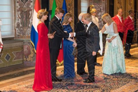 Addy van den Krommenacker, King Willem-Alexander, Queen Maxima, Regina Maxima d'Olanda, Re Willem-Alexander d'Olanda - Roma - 20-06-2017 - Guglielmo Alessandro e Maxima d'Olanda, un giorno da italiani
