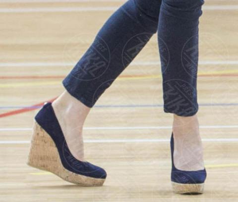 Kate Middleton - Londra - 18-10-2013 - Vita da Kate Middleton? Provate a mettervi nelle sue scarpe!