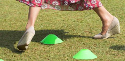 Kate Middleton - Mumbai - 10-04-2016 - Vita da Kate Middleton? Provate a mettervi nelle sue scarpe!