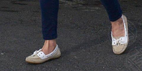 Kate Middleton - Auckland - 11-04-2014 - Vita da Kate Middleton? Provate a mettervi nelle sue scarpe!