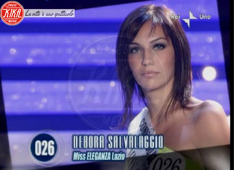 Debora Salvalaggio - 06-09-2007 - Miss Italia: un titolo, una carriera per molte vincitrici
