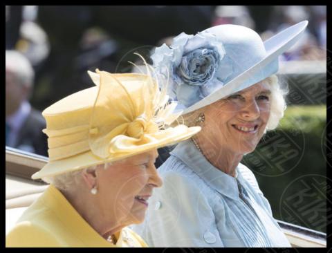 Regina Elisabetta II, Camilla Parker Bowles - Londra - 21-06-2017 -
