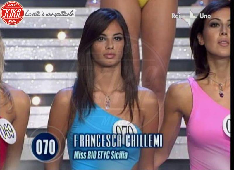 Francesca Chillemi - 06-09-2007 - Miss Italia: un titolo, una carriera per molte vincitrici