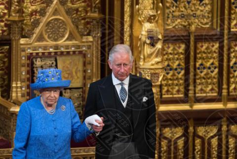 Principe Carlo, Principe Carlo d'Inghilterra, Regina Elisabetta II - Londra - 21-06-2017 - Elisabetta II ha l'Europa in testa all'apertura del Parlamento?
