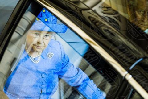 Regina Elisabetta II - Londra - 21-06-2017 - Elisabetta II ha l'Europa in testa all'apertura del Parlamento?