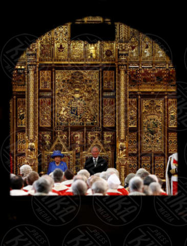 Londra - 21-06-2017 - Elisabetta II ha l'Europa in testa all'apertura del Parlamento?