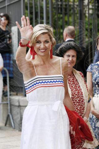 Máxima Zorreguieta Regina d'Olanda - Milano - 22-06-2017 - Visita al Cenacolo di Milano per Maxima e Willem d'Olanda